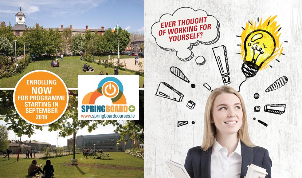 Springboard, Practical Entrepreneurship