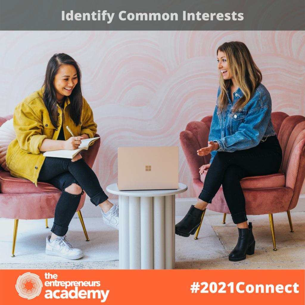 Identify Common Interests