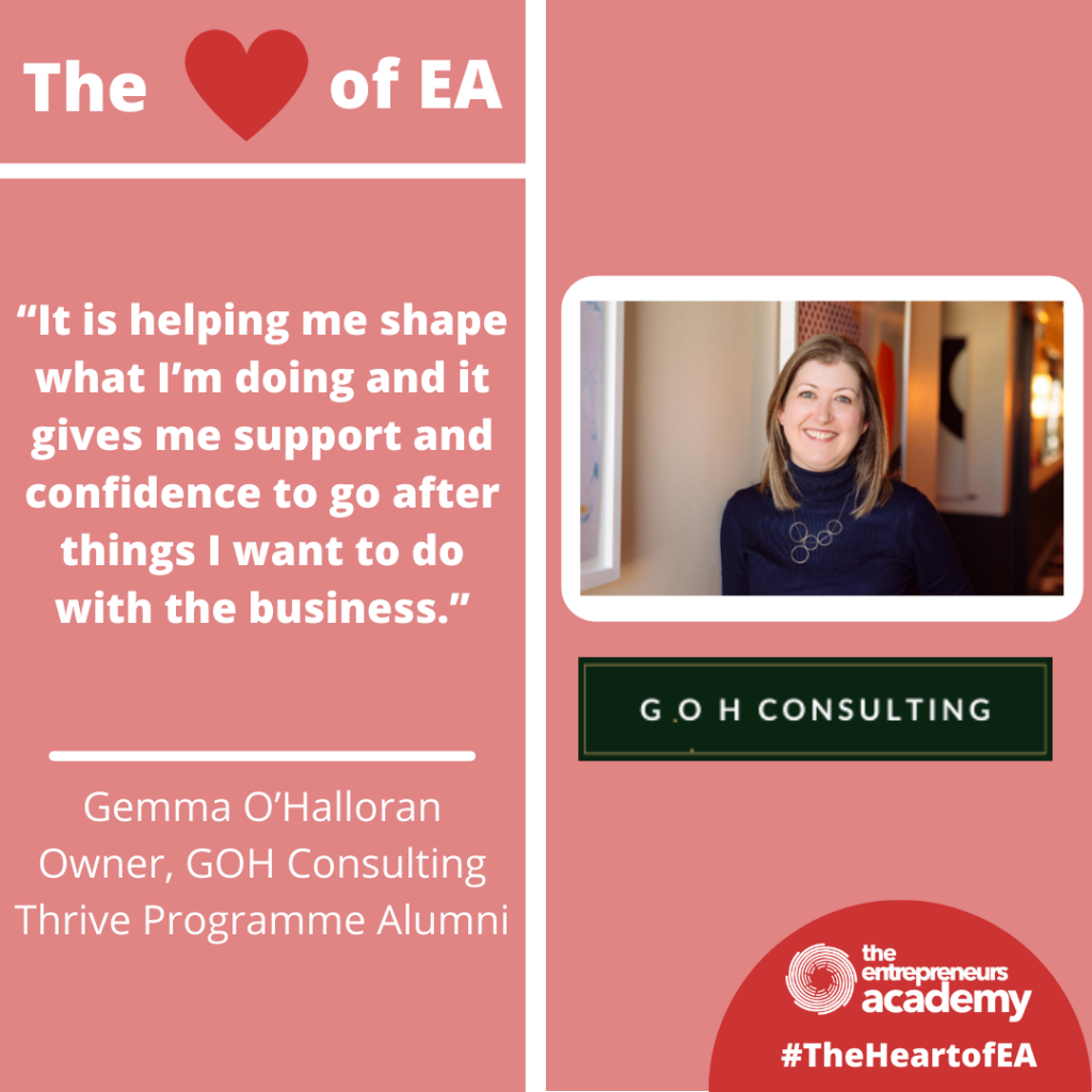 #TheHeartofEA GOH Consulting