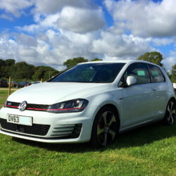 VW Golf GTI in White for Sale in Galway Ireland
